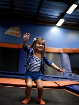 On our list of things to do with the kids this weekend, Sky Zone Fort Myers is offering free 30-minute jump passes to celebrate its 14th anniversary.