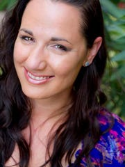 Jennifer L. Armentrout, author of romances for adults