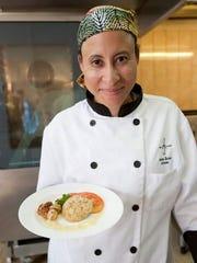 Chef Maureen Little