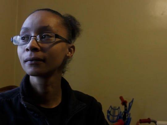 Maria Wilson-Taylor says tax changes in North Carolina