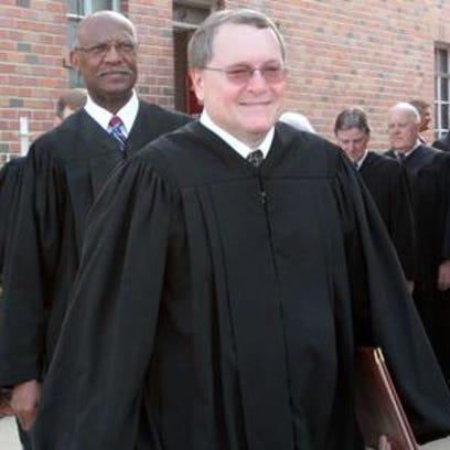 Louisiana Supreme Court Justice Marcus Clark, R-Monroe,