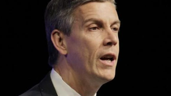 us secretary of education arne duncan praises cuomos teacher evaluation bill