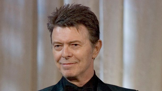 After fully cooperating with an astronaut's 'Space Oddity' video, David Bowie was accused by The Ottawa Citizen of engineering its removal from YouTube.