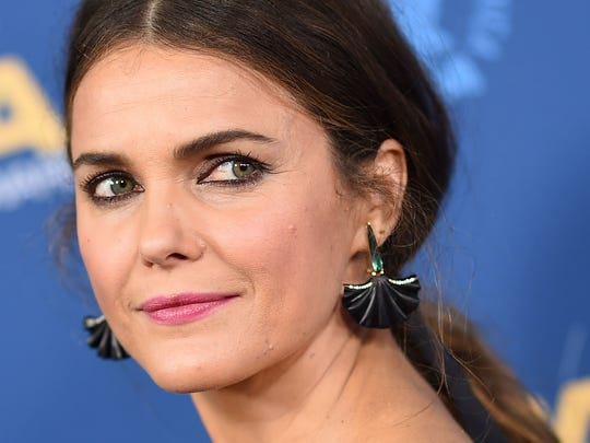 "Reuniting with old pal J.J. Abrams, Keri Russell plays a mysterious new character in ""Star Wars: The Rise of Skywalker."""