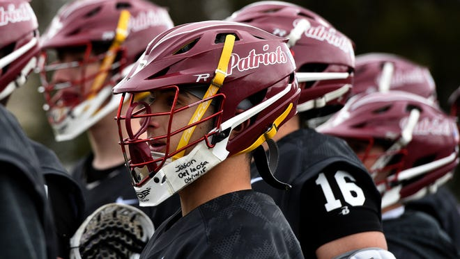 Dario Sirni of Wayne Hills won 79 percent of his faceoffs, picked up 109 ground balls and added five goals and four assists.