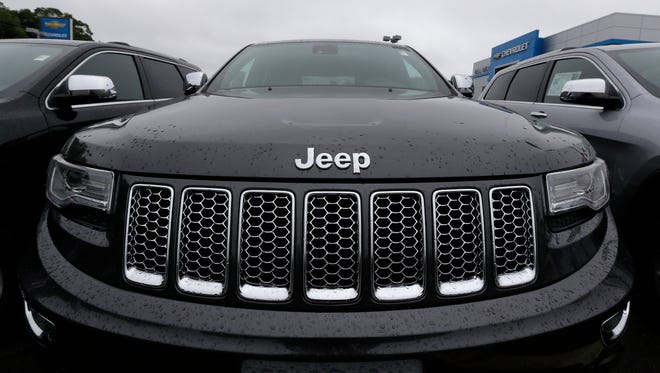 The recall involves the 2014 model year Dodge Durango and Jeep Grand Cherokee.