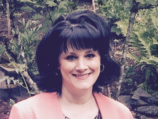 Tracy Hawley Keuler, principal  and special education director at Jefferson Middle School, graduated from Sprague High School in 1986.