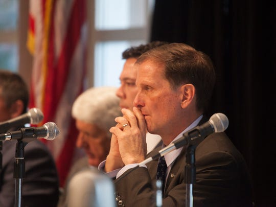 U.S. Rep. Chris Stewart hears concerns over the use