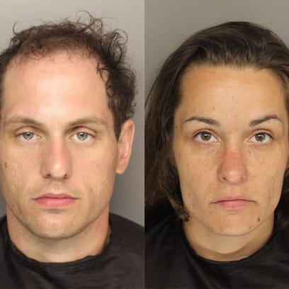 Greenville couple arrested for stealing trailer at Bassmaster Classic