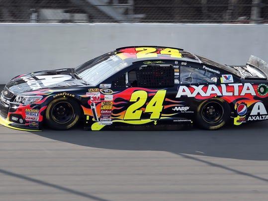 NASCAR Michigan Auto Racing (2)