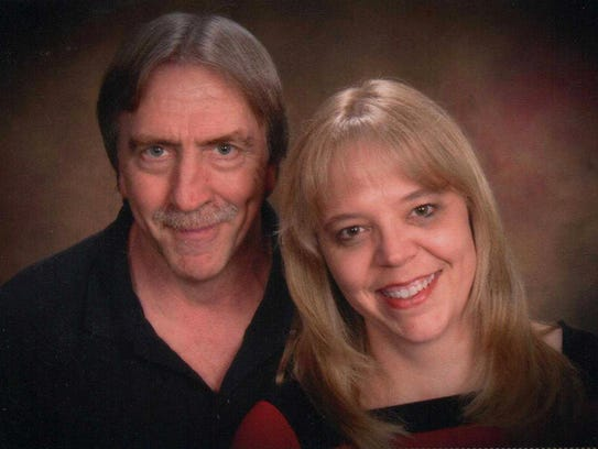 Phil and Sandy Hamman