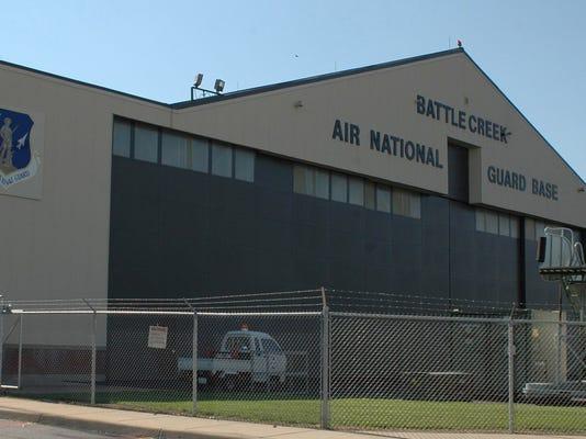 AIR NATIONAL GUARD BASE