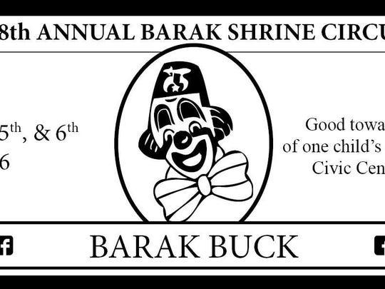 Barak Buck can be printed at Facebook/Barak Shrine