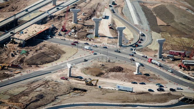 Is Wisconsin building roads for traffic that won't ever be there?