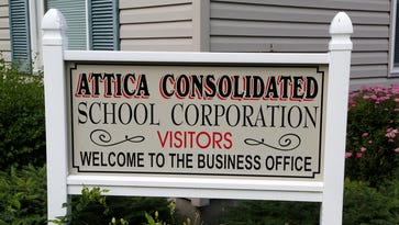 The administrative offices for Attica Consolidated School Corporation Thursday, June 30, 2016, in Attica.