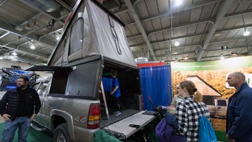 New pickup truck camper called Snap! Treehouse is made in York County