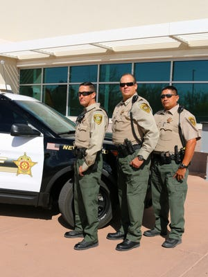 On March 30, Doña Ana County sheriff's deputies started wearing a new uniform, designed to be more comfortable for the daily physical demands of the job.