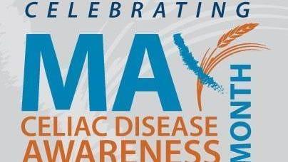 May is Celiac Disease Awareness Month.