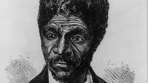 Dred Scott brought the first lawsuit in which the Supreme