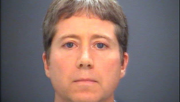 Christopher Paxton Wray, 43 years old, faces a single felony charge of hit & run involving injury or death or damage to attended property in the July 19th incident.