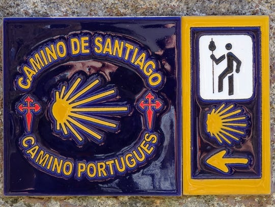 A trip is planned to walk the Camino de Santiago in