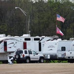 """Many state lawmakers have a special deal to live in RVs and campers on state-owned property at the Mississippi Fairgrounds this legislative session. They call it the """"Camper Caucus."""""""