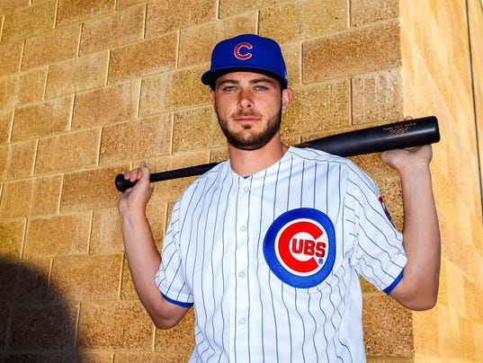 MLB: Chicago Cubs-Media Day