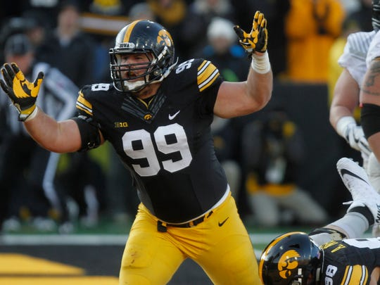 Tampa Bay signed Nathan Bazata late last week to add some defensive line depth.