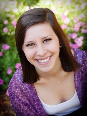 "Bliss Wilson, Maclay School senior, is one of the Democrat's ""Five Young Women to Watch."""