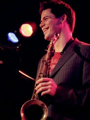 Jazz musician/composer Seamus Blake plays with his