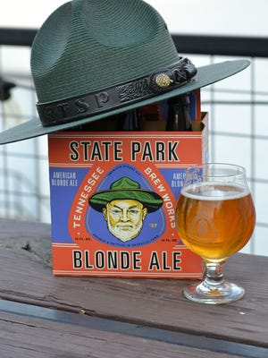 State Park Blonde Ale sales will go to the Tennessee Park Conservancy