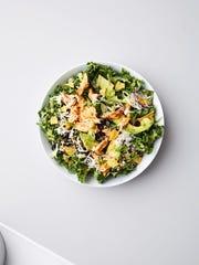 Chicken Tinga is among the salad options at Chopt.