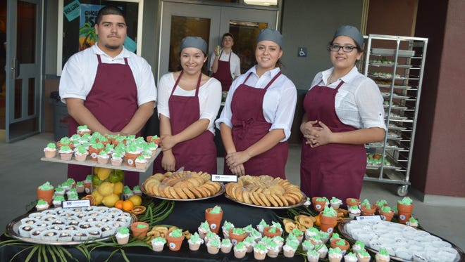 Palm Springs Unified School District students were actively involved in the Champions of Excellence reception a couple of years ago. Palm Springs Unified School District students were actively involved in last year's Champions of Excellence reception.