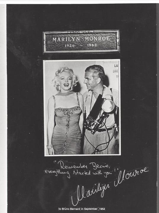 Did marilyn monroe live in palm springs depends who you ask for Marilyn monroe palm springs home