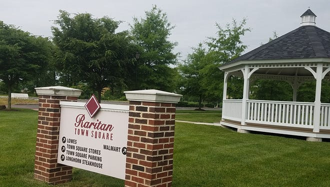 Two buildings with a total of 140 apartments are being proposed for Raritan Town Square on Walter Foran Boulevard.
