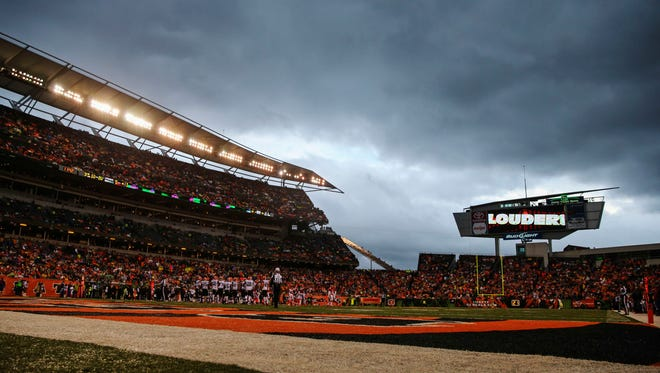 Paul Brown Stadium has kept its name since opening in 2000.
