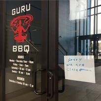 Guru BBQ closes in downtown Des Moines