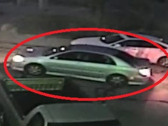 Oxnard police are asking the occupants of this silver four-door sedan to come forward with any information they may possibly have about the April 22 shooting of Jose Lopez, 22, of Port Hueneme in the 2900 block of Ocean Drive.