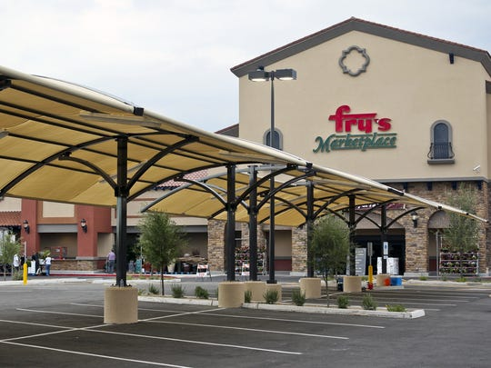 Fry's Marketplace in Scottsdale received four violations.
