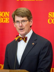 Simpson President Jay Simmons