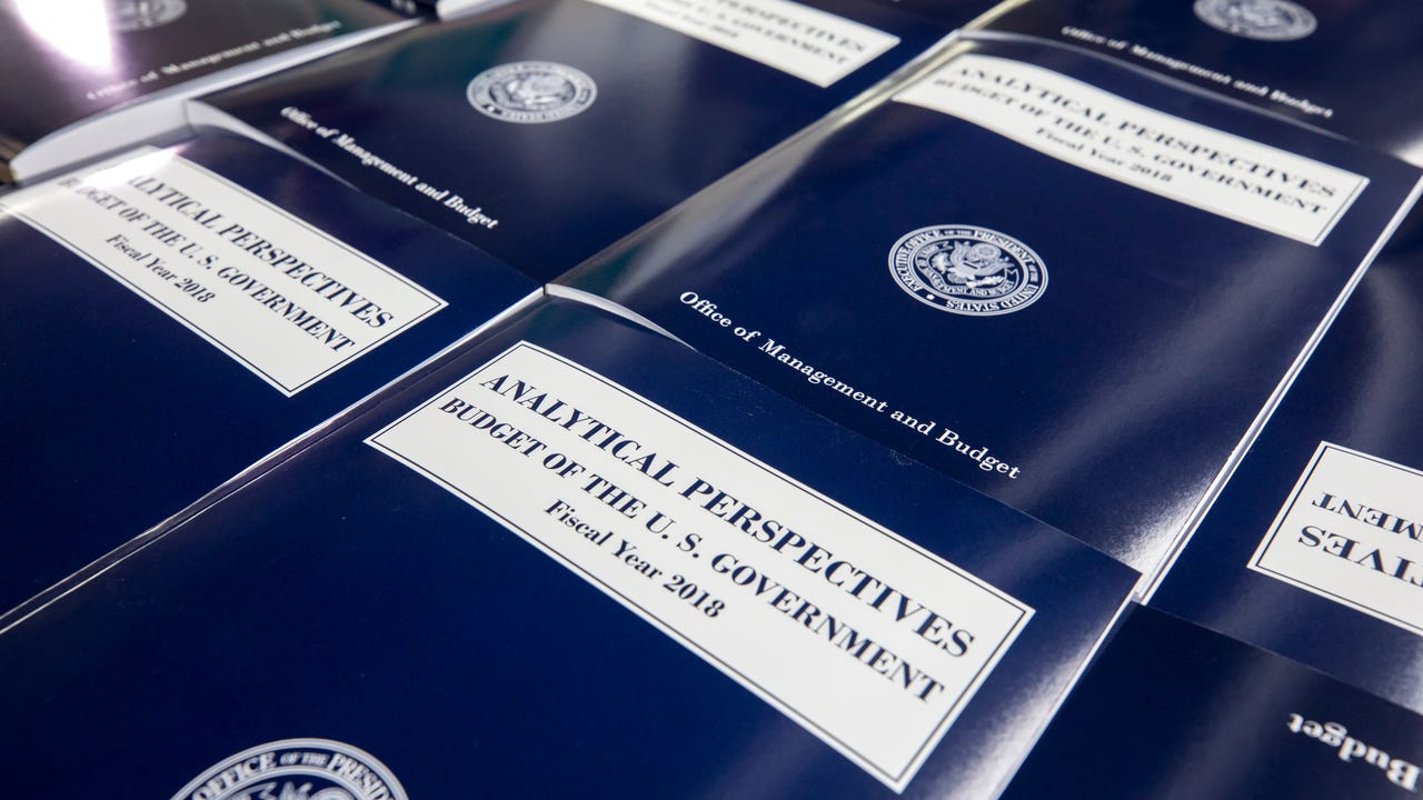 The Defense Department's budget will increase $574 billion. 