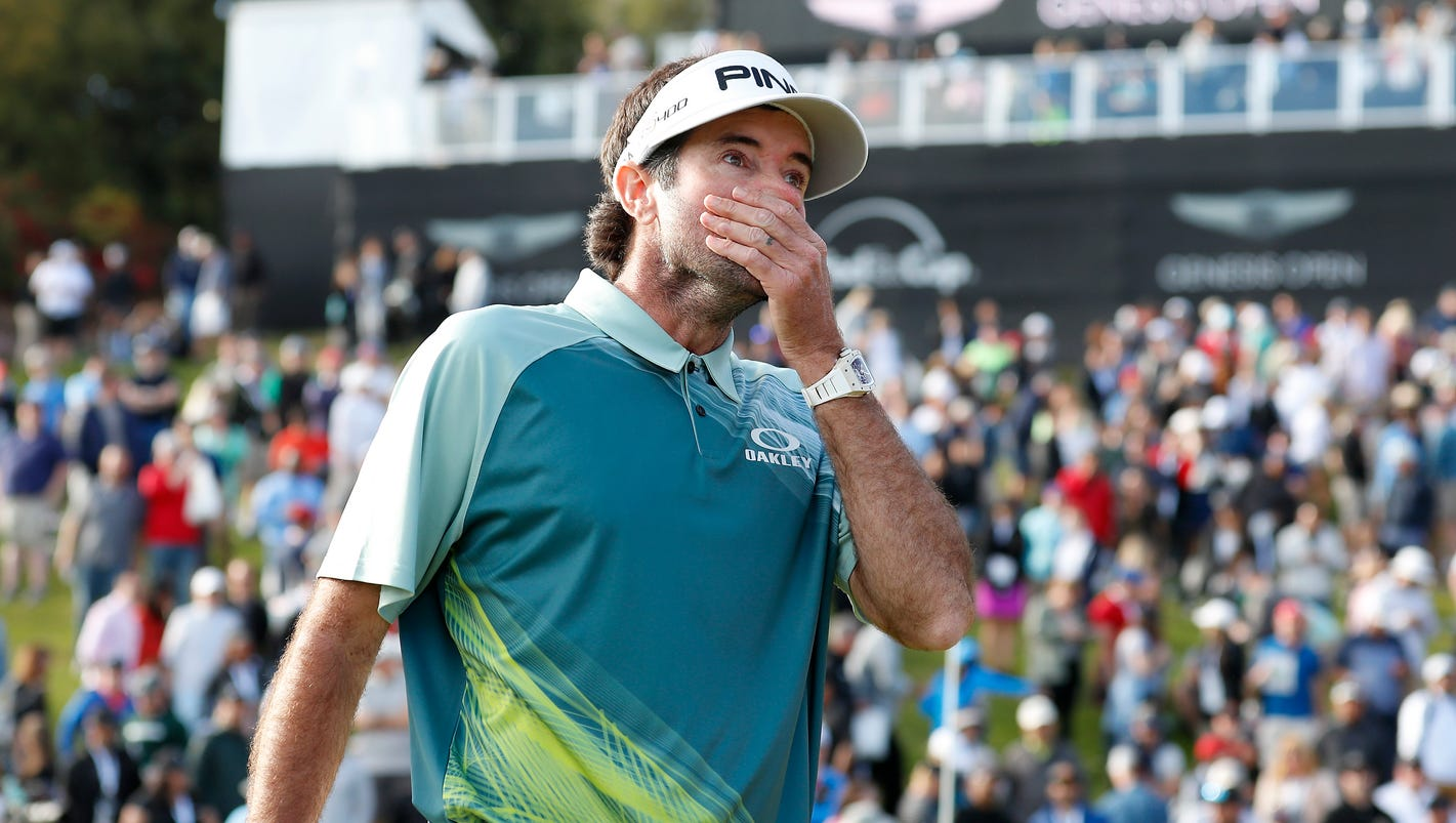Watson trending in right direction after Riviera win