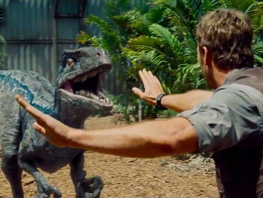 First full trailer of 'Jurassic World' released