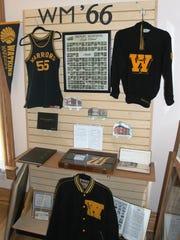 This display focuses on the Watkins Memorial class