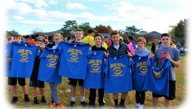 The third annual Frisbee for Fun Ultimate Frisbee Fundraiser/Competition will be held from 1 to 4 p.m. Sunday, Oct. 15, on Bonnie Brae's campus, 3415 Valley Road, Liberty Corner.