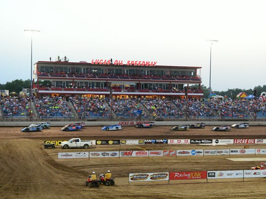 Lucas Oil Speedway is coming off a 2016 season that included total attendance of about 107,000, an all-time high.