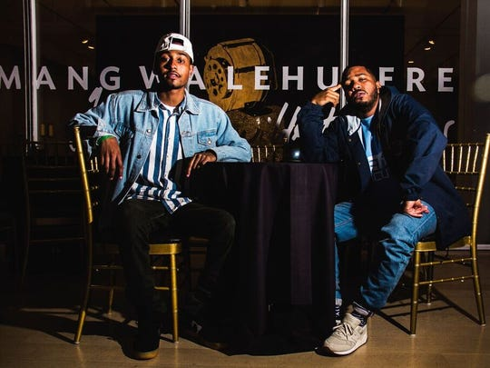 The Cool Kids will perform at The Loft on Sunday.