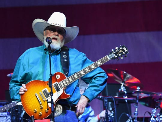 Charlie Daniels will join Travis Tritt and Lee Roy Parnell at the Milwaukee stop of the Southern Uprising Tour Saturday.