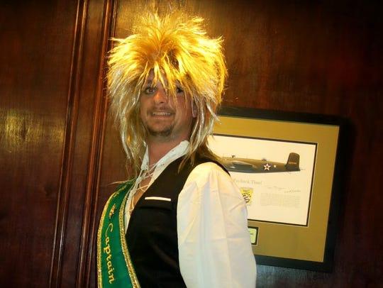 New Mardi Gras in the Ark-La-Tex Captain of Captains