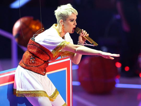 Top-tier standard tickets for Katy Perry's December